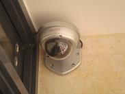 מצלמות אבטחה | כניסה ללובי