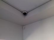 שילוב בין מערכת אזעקה למצלמות אבטחה